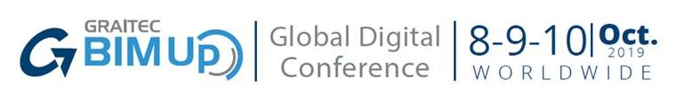 Graitec bimup global digital conference web banner