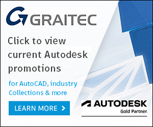 View current Autodesk promotions available through Graitec
