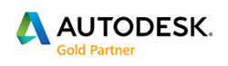 Autodesk gold partner 250