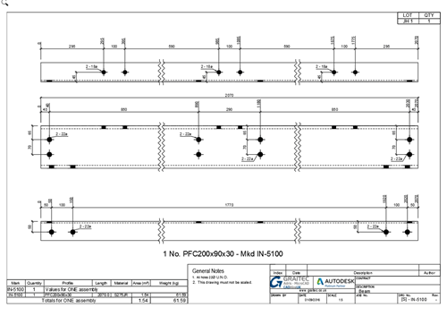 Advance Steel Advanced Implementation BOM